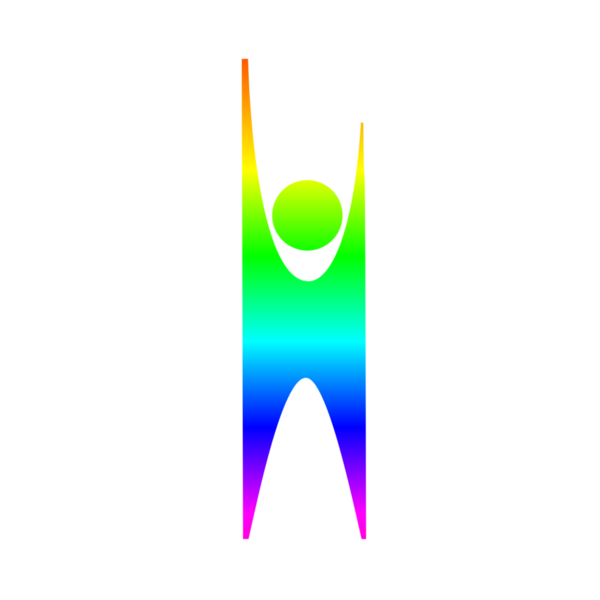 Rainbow Secular Humanism Symbol Onesie For Sale By Frederick Holiday