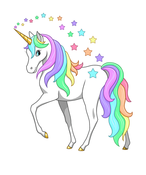 rainbow unicorn clouds and stars onesie for sale by crista star clip art images black and white badge stars clip art images png