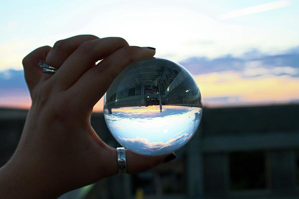 Selena Wagner - Raleigh Through a Crystal Ball