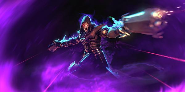 Reaper Overwatch Iphone X Case