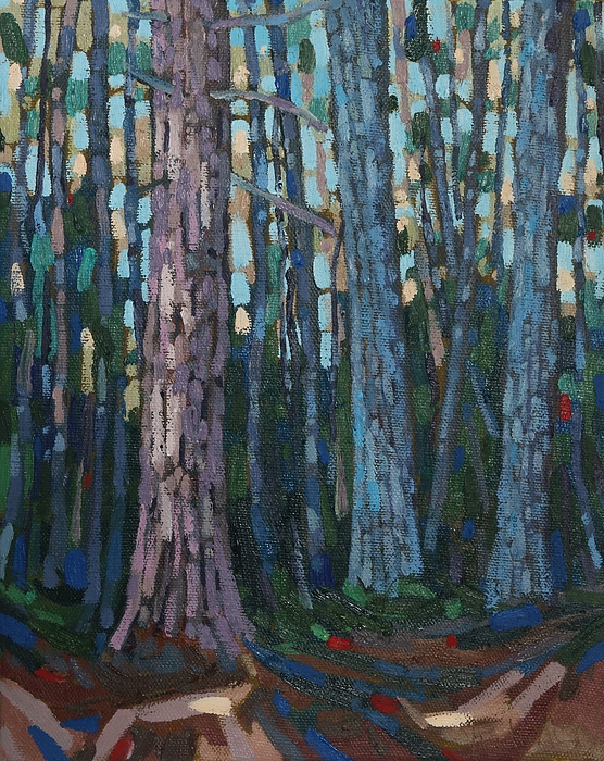 Phil Chadwick - Red and White Pines