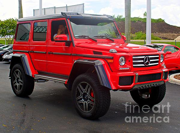 red mercedes g wagon yoga mat for salemark lamplugh