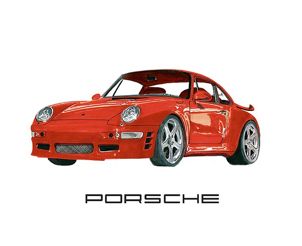 Jack Pumphrey - 1997  Porsche 993 Twin Turbo R