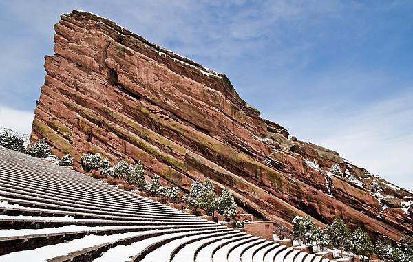 Robert VanDerWal - Red Rocks Amphitheater