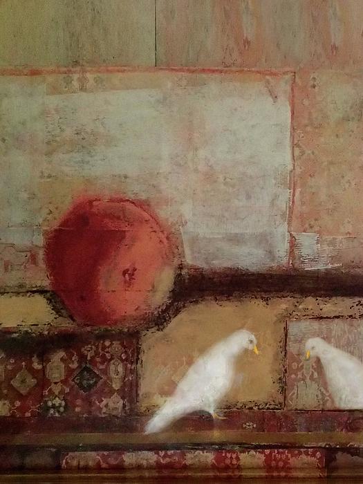 Ed Meredith - Reflecting Dove