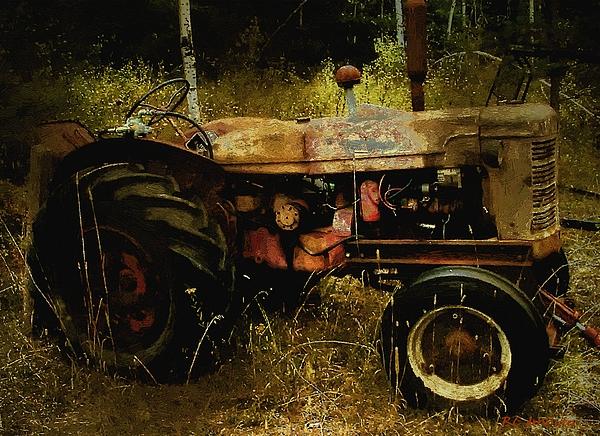 RC DeWinter - Relic in the Field