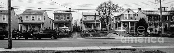 Thomas Marchessault - Residential Block Panorama Frederick Maryland