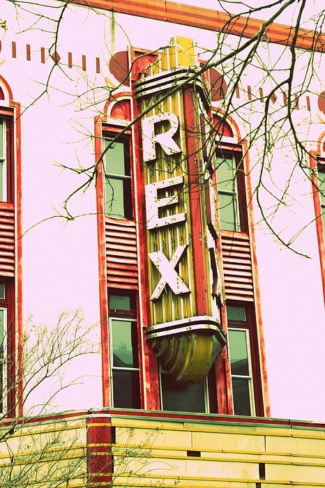 Adrianne Erwin - Rex Theater