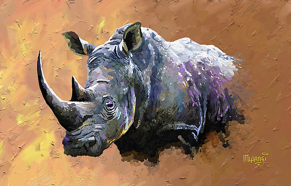 Anthony Mwangi - Rhino