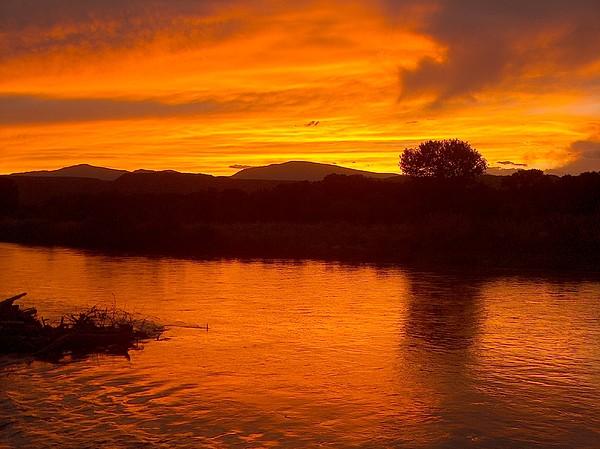 Tim McCarthy - Rio Grande Sunset