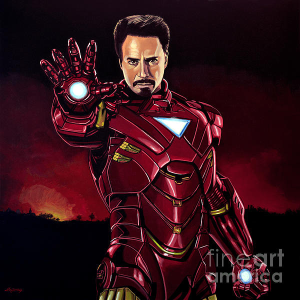 "Towel Beach 55/"" NEW Summer Bath Gym Pool Iron Man Avengers Robert Downey Jr"