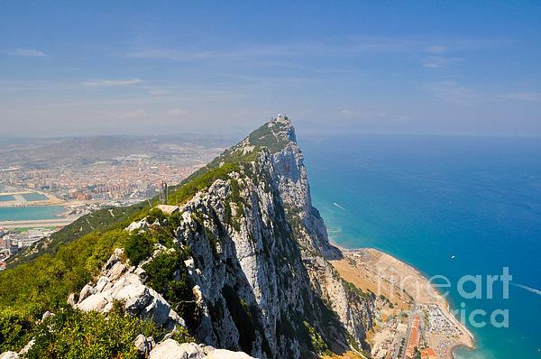 Anna Serebryanik - Rock Of Gibraltar