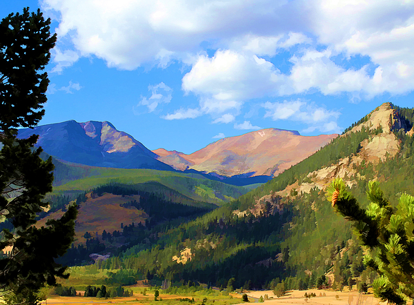 Lorraine Baum - Rocky Mountain