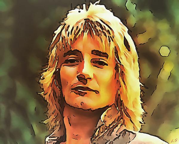 Sergey Lukashin - Rod Stewart Collection 1