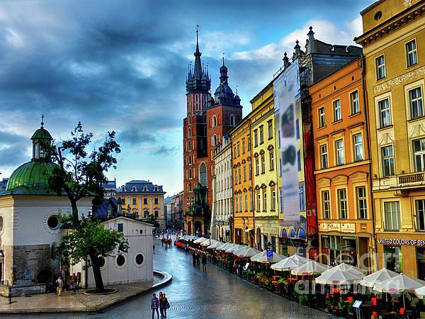 Kasia Bitner - Romance in Krakow