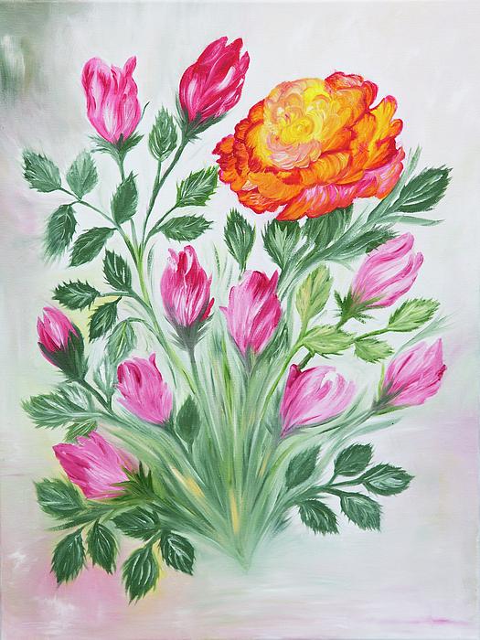 Nina Lehouillier - Roses