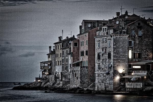 Stuart Litoff - Rovinj Dawn #3 - Croatia