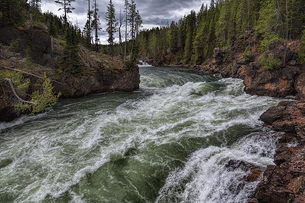 John M Bailey - Rushing Mighty River