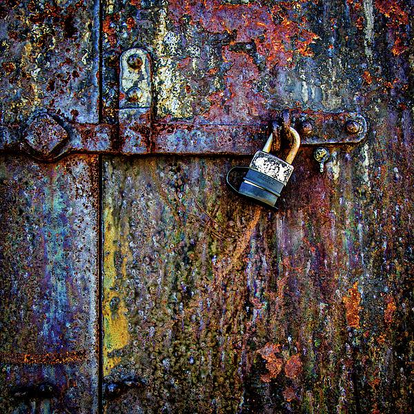 Robert Anastasi - Rusty Door of the Gun Battery 1.1