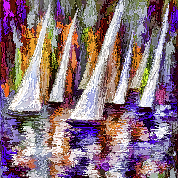 Art OLena - Sail Away