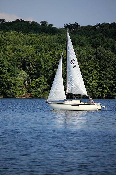 Janara  Hoppock  - Sail Away