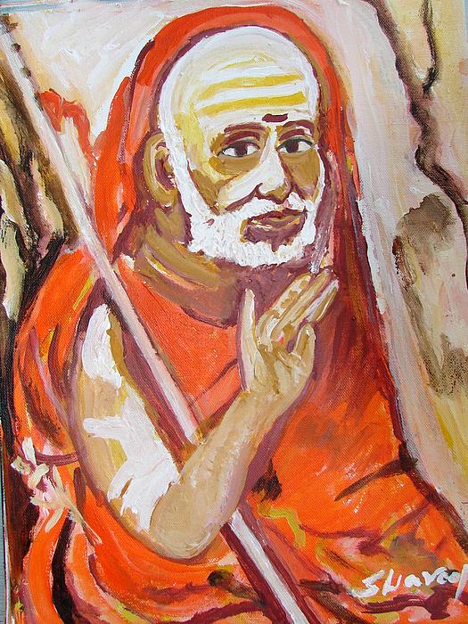 Anand Swaroop Manchiraju - Saint 2