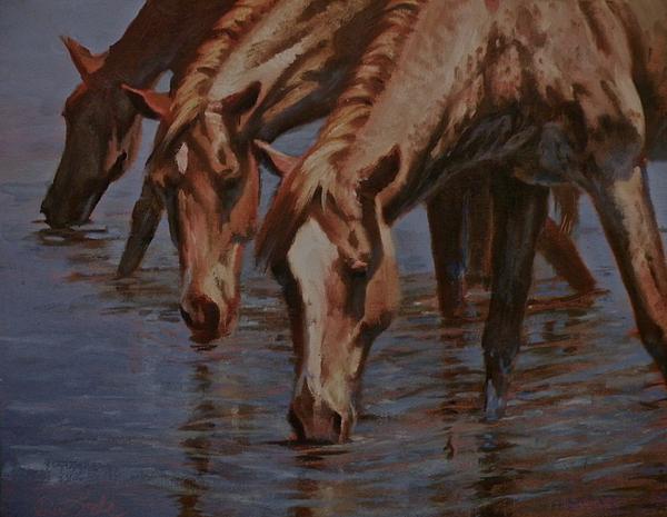 Mia DeLode - Salt River Redheads