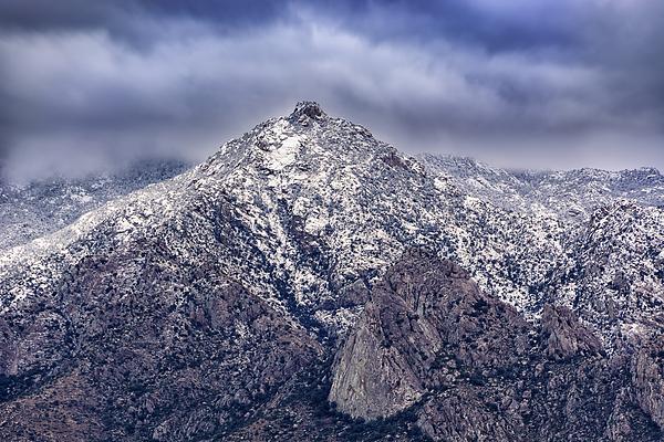 Samaniego Snow H58 Photograph