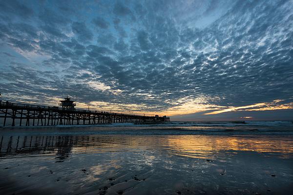 Scott Cunningham - San Clemente Pier Sunset