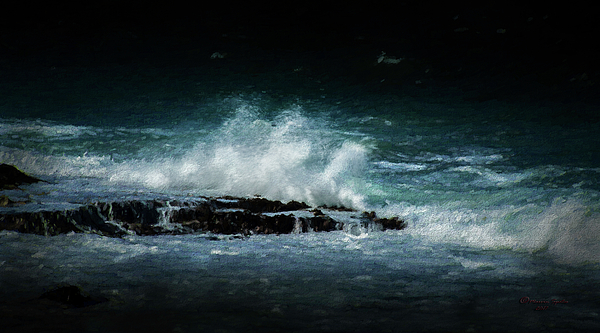 Marvin Spates - San Juan Waves