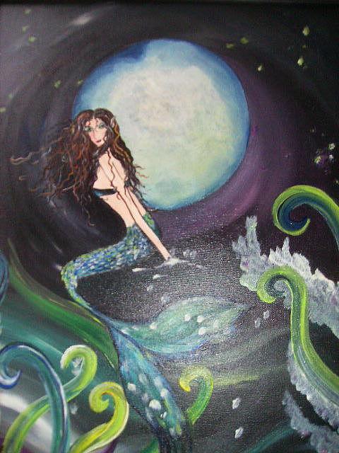 Terry Lash - Sea Maid
