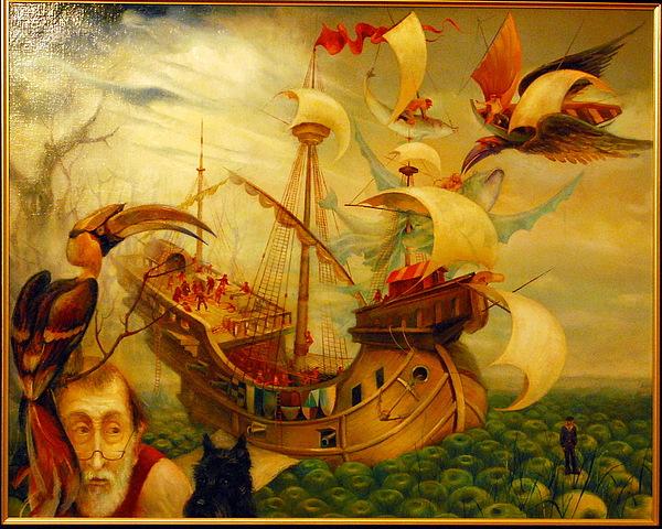 Vladimir Ryklin - Sea of Apples