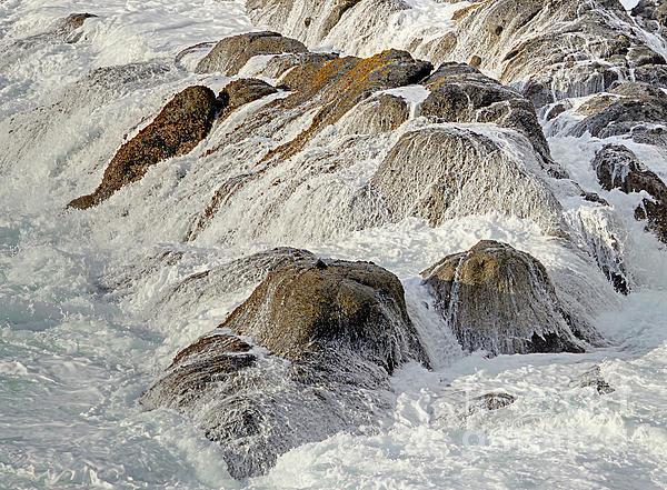 Marv Vandehey - Sea Wave Cascade