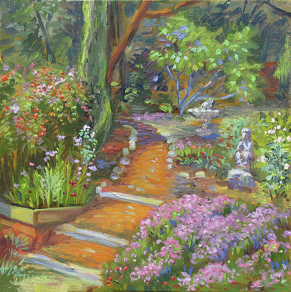Dominique Amendola - Secret Garden