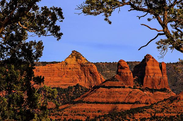 Sedona Red Rocks Photograph