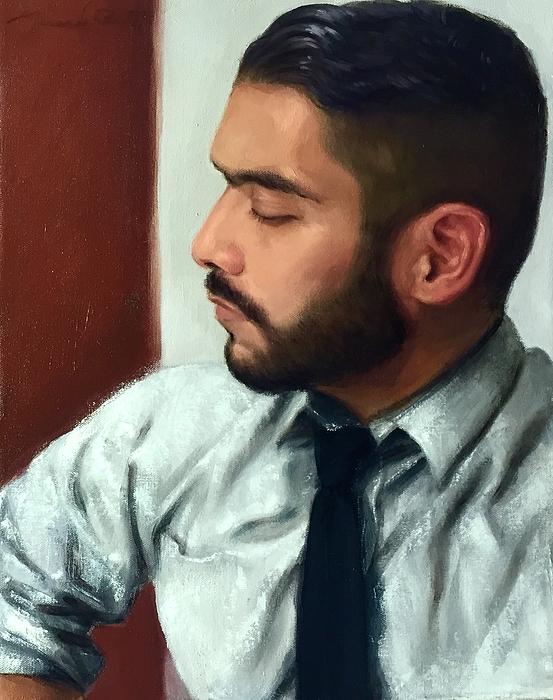 Gerardo R Madrigal - SelfPortrait 2016