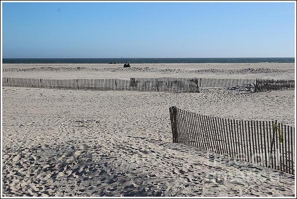 Dora Sofia Caputo Photographic Art and Design - Winter Serenity at Jones Beach