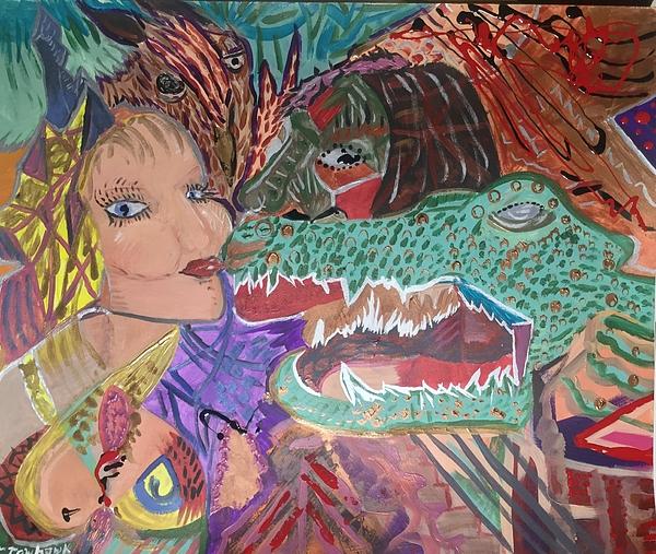 Sparrowhawk  - Shapeshifter Lady Kiss