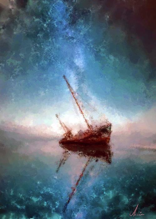 Armin Sabanovic - Shipwreck