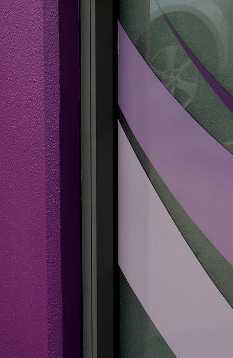 Denise Clark - Shopfront Abstract