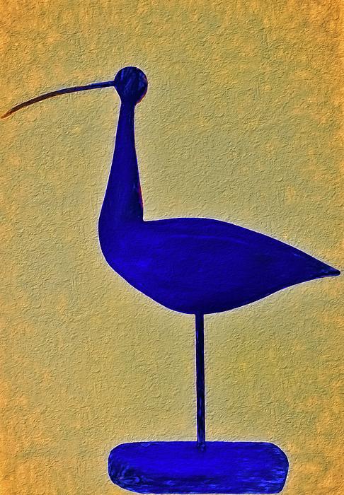 Charles Haaland - Shorebird Decoy 2