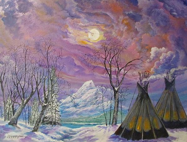 Dave Farrow - Shoshone Moon