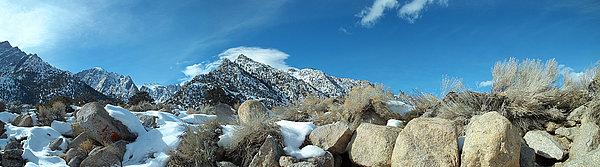 Glenn McCarthy Art and Photography - Sierra Nevada Mountains - Mount Whitney