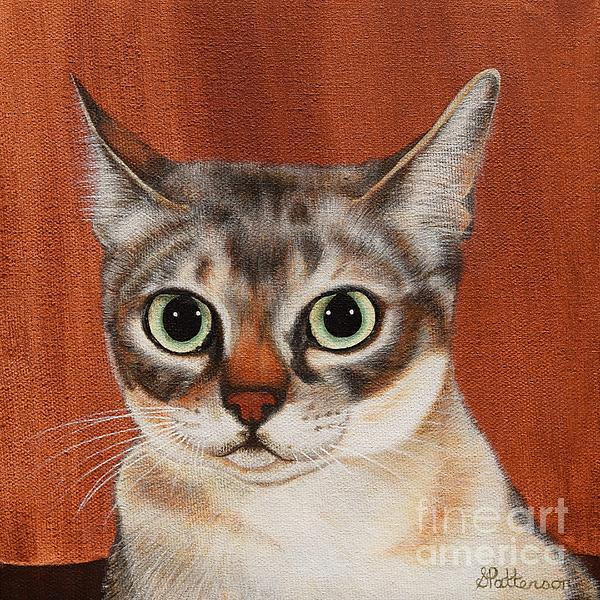 Sharon Patterson - Singapura Cat
