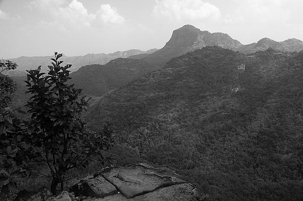 Sunil Kapadia - SKN 4422 The Afternoon Landsape