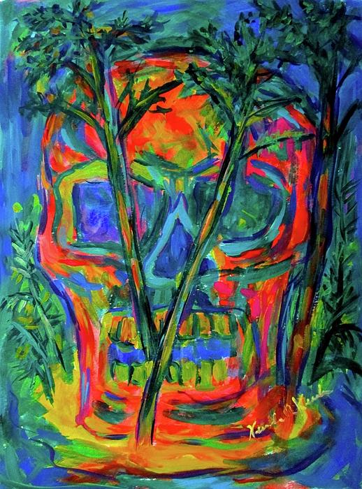 Kendall Kessler - Skull Island