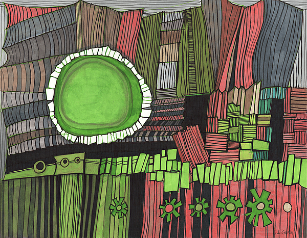 Sandra Church - Sun Gone Green