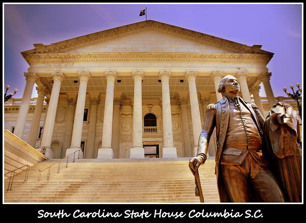 Lisa Wooten - South Carolina State House Columbia SC