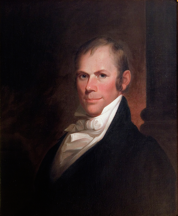 Matthew Harris Jouett - Speakers of the United States House of Representatives, Henry Clay, Kentucky