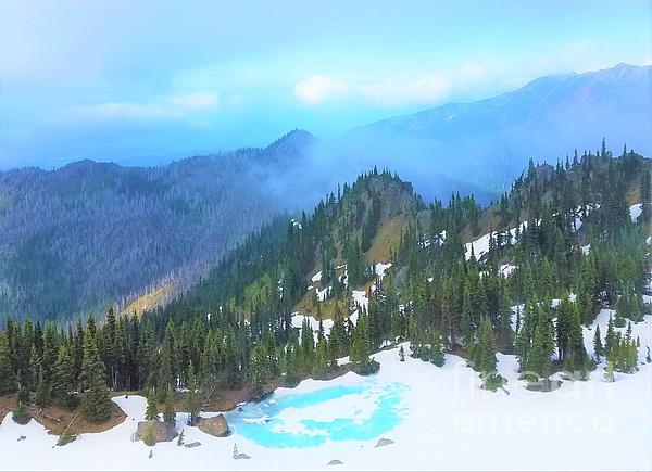 Jane Powell - Spectacular Hericane Ridge 3